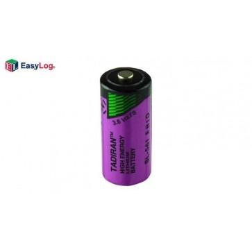 Lascar Electronics Lithium batterij 2/3 AA 3,6V Batterij voor de EL-USB-1-PRO