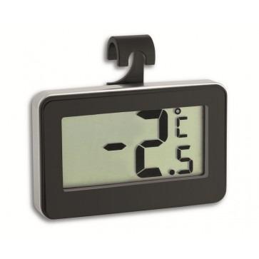 TFA 30.2028.01 - koelkastthermometer zwart