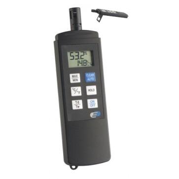 TFA 30.1028 - Dewpoint Pro Handmeter voor luchttemperatuur en luchtvochtigheid