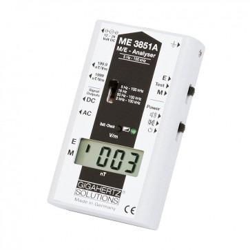 Gigahertz Solutions ME3851A Laagfrequent meter elektrisch + magnetisch