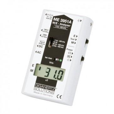 Gigahertz Solutions ME3951A Laagfrequent meter elektrisch + magnetisch
