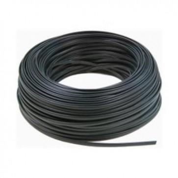 Danell Afgeschermd Snoer 3x1,5mm2 zwart - Rol 50m