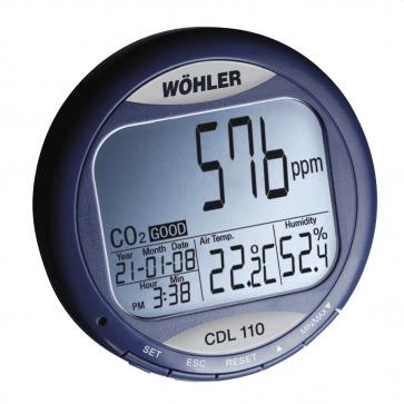 Wöhler CDL110 Kooldioxide meter