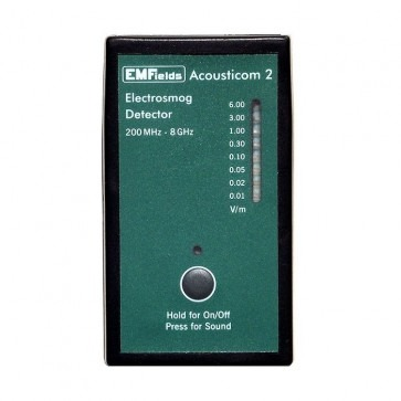 EMFields Solutions Acousticom 2 Hoogfrequente stralingsmeter