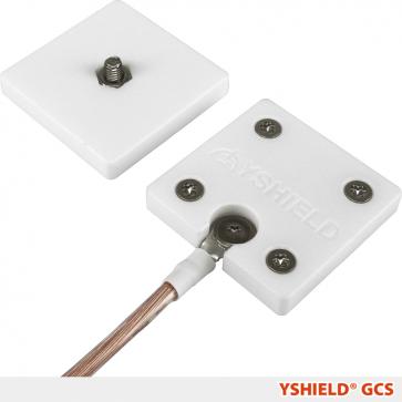 YSHIELD Aardingsplaten GCS - Schroef (2021)