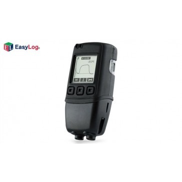 Lascar Electronics EL-GFX-DTP+ Datalogger voor 2 temperatuur sensoren