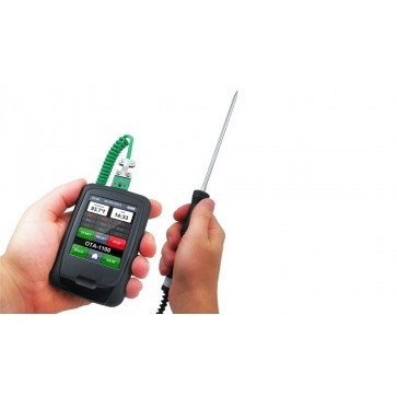 Lascar Electronics EL-EnviroPad-TC Thermometer met datalogger
