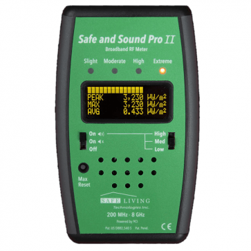 Sound and Safe PRO 2 Hoogfrequente meter