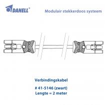 Danell Koppelsnoer 2m (41-5146)