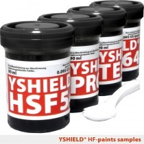 Yshield monsters van HSF verfsoorten