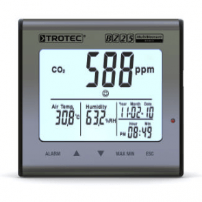 Trotec BZ25 CO2 meter