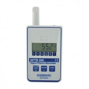 Greisinger GFTB 200 - thermo- hygro- barometer
