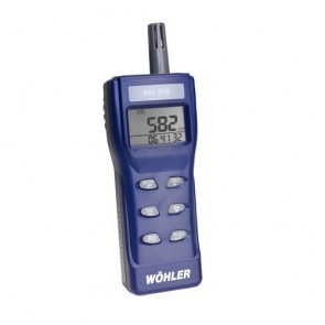 Wohler KM 410 klimaatmeter
