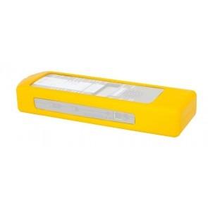 Gele beschermhoes voor NFA meetapparatuur