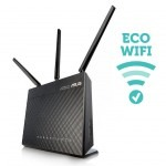 Stralingsarme router ECO-WiFi-05AC