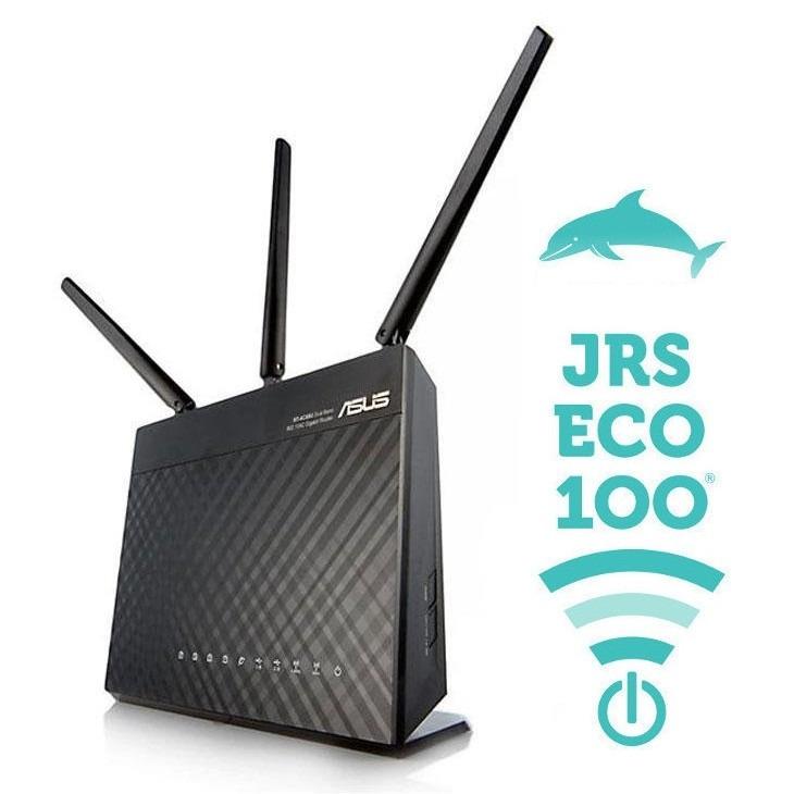 Stralingsarme wifi router JRS ECO 100 WiFi D2